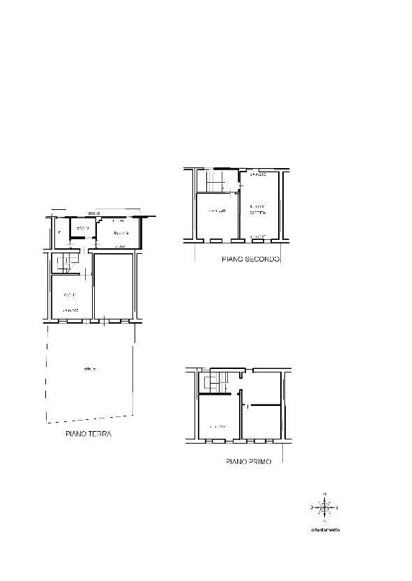 Terratetto in vendita, rif. 02514 (Planimetria 4/4)