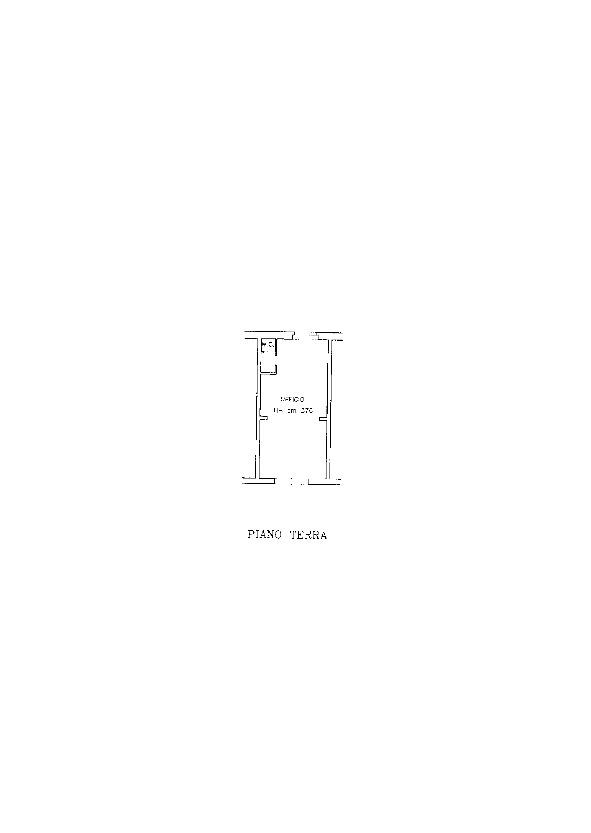 Planimetria 1/2 per rif. 7843BD-3