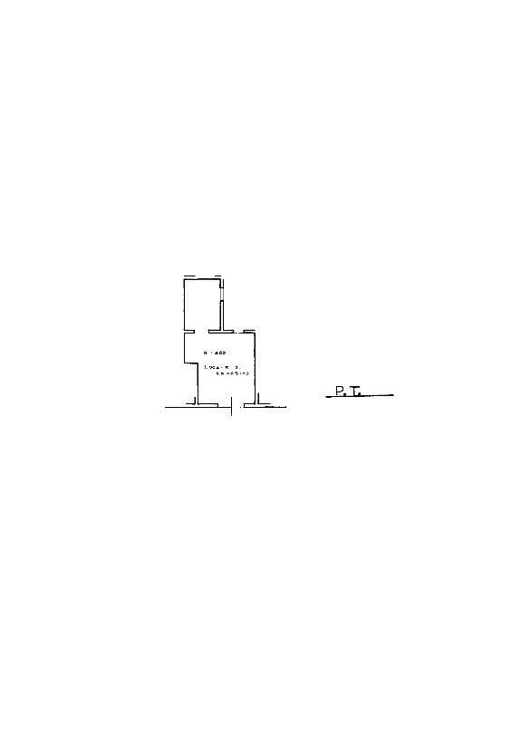 Planimetria 1/2 per rif. 7843BD-2