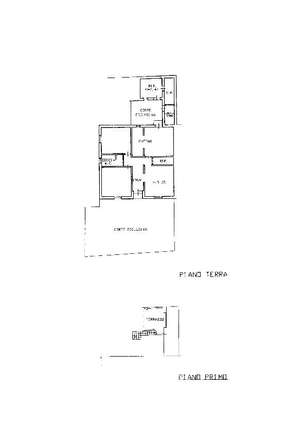 Planimetria 1/1 per rif. 7847BD