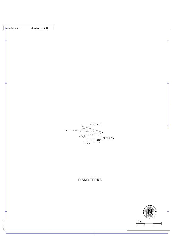 Planimetria 2/3 per rif. 1130
