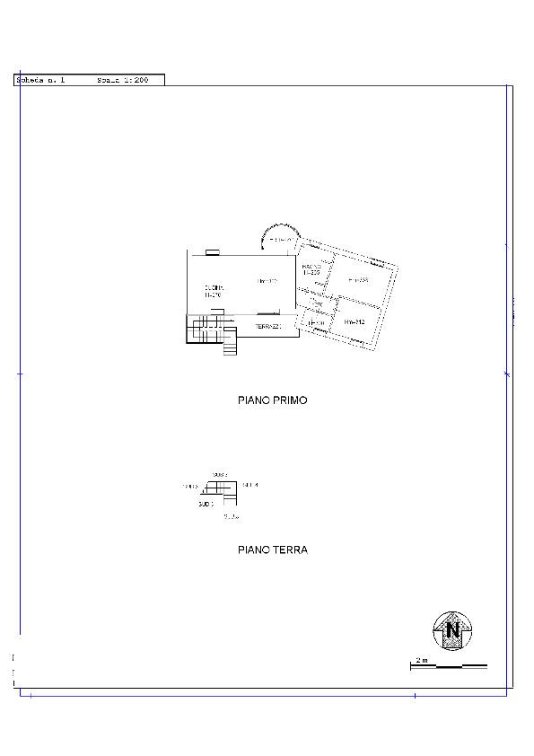 Planimetria 3/3 per rif. 1130