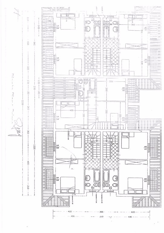 Planimetria 4/4 per rif. FGA-252