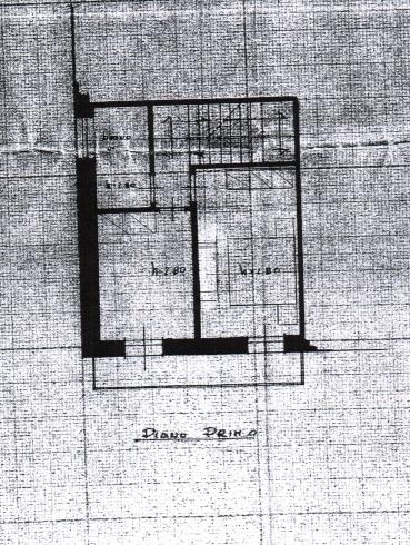Planimetria 1/3 per rif. 487E