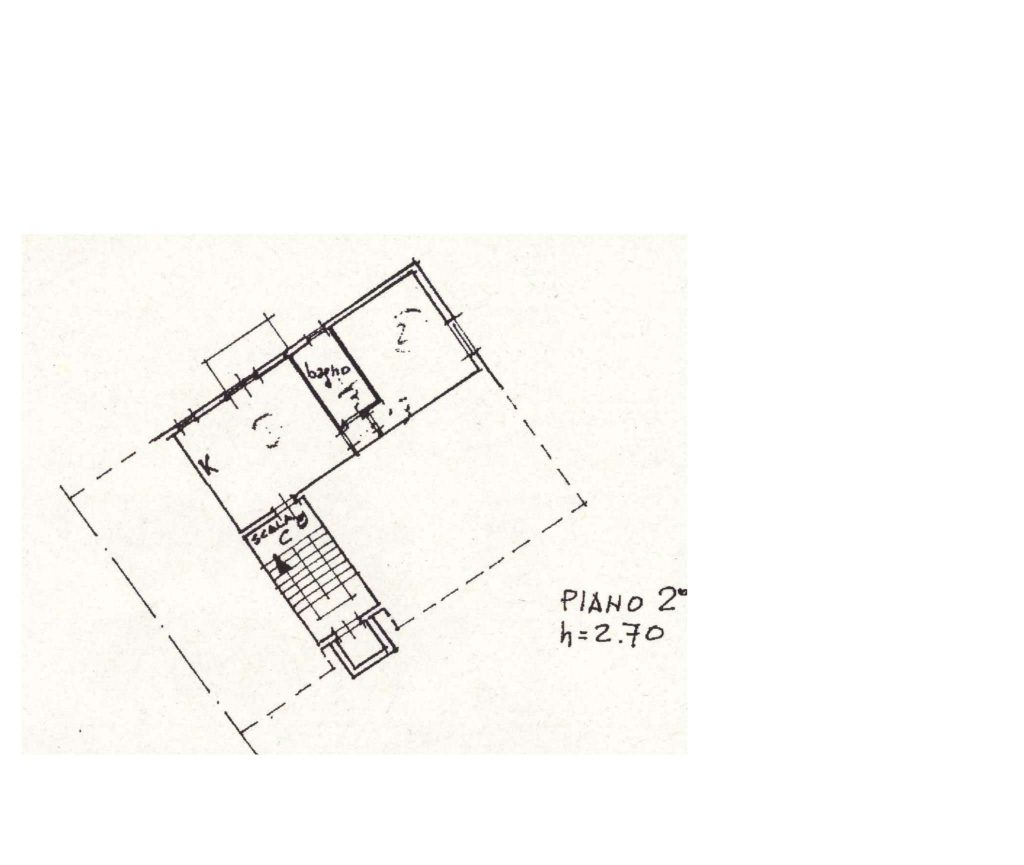 Planimetria 1/1 per rif. 962S