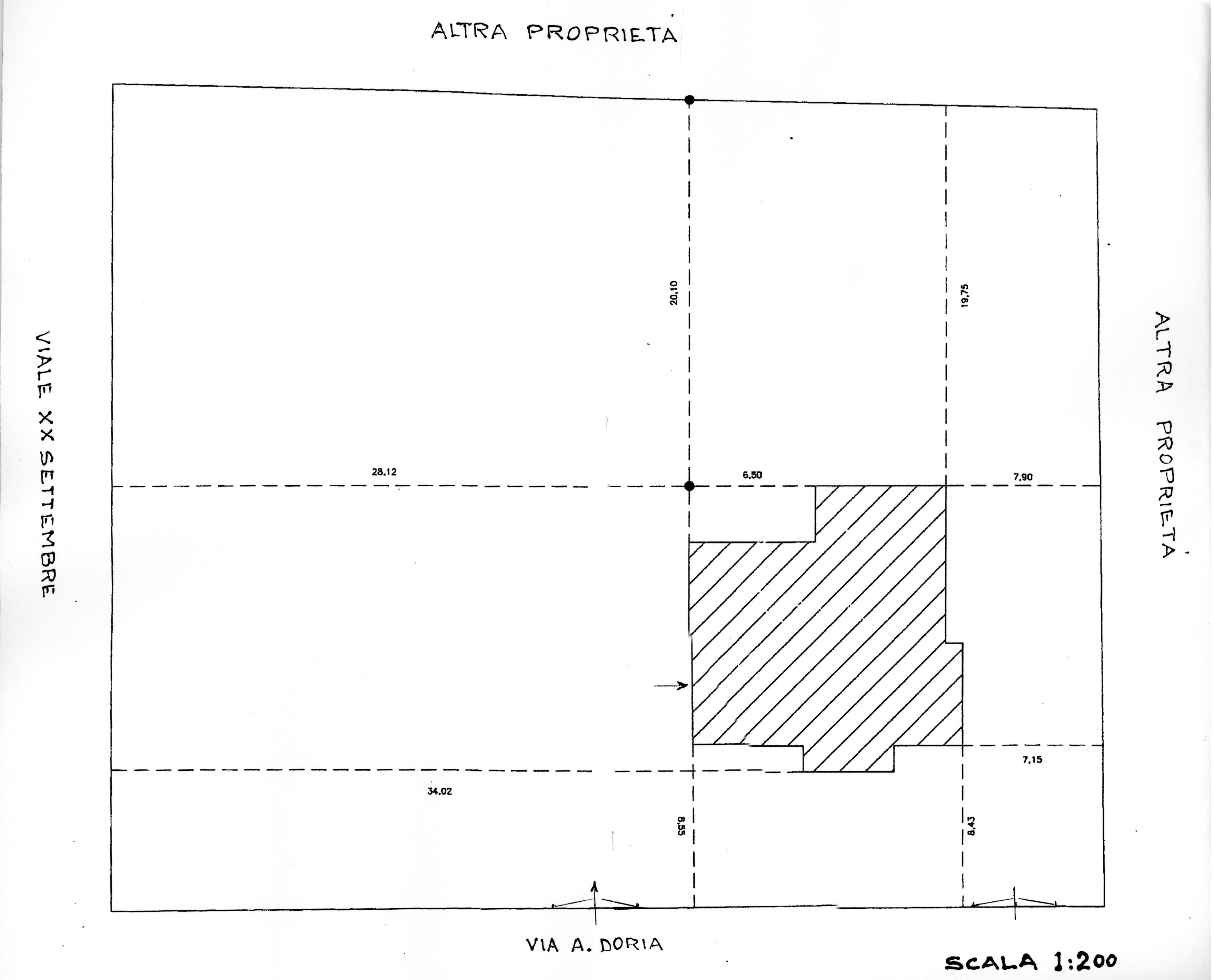 Planimetria 3/3 per rif. FM05