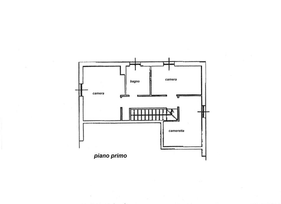 Planimetria 2/2 per rif. R/2980