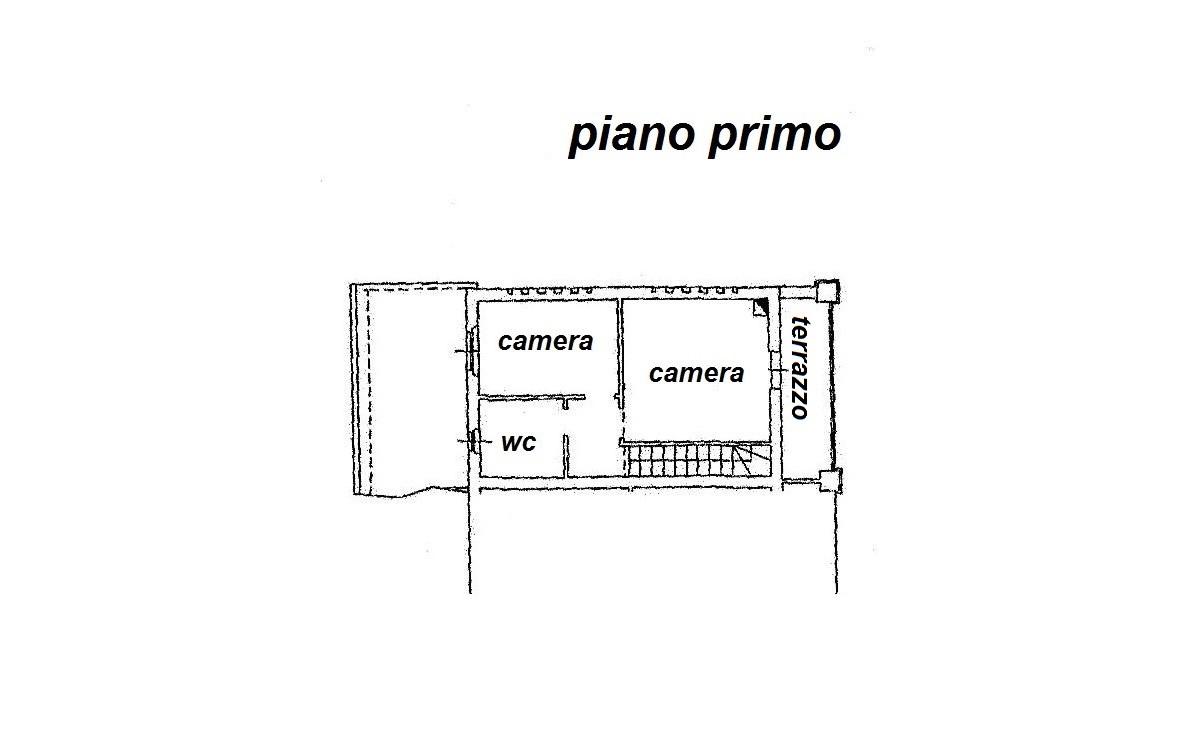 Planimetria 2/2 per rif. R/3108
