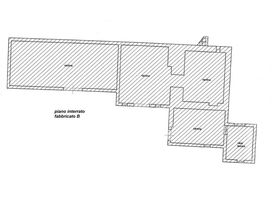 Planimetria 4/5 per rif. C/2986