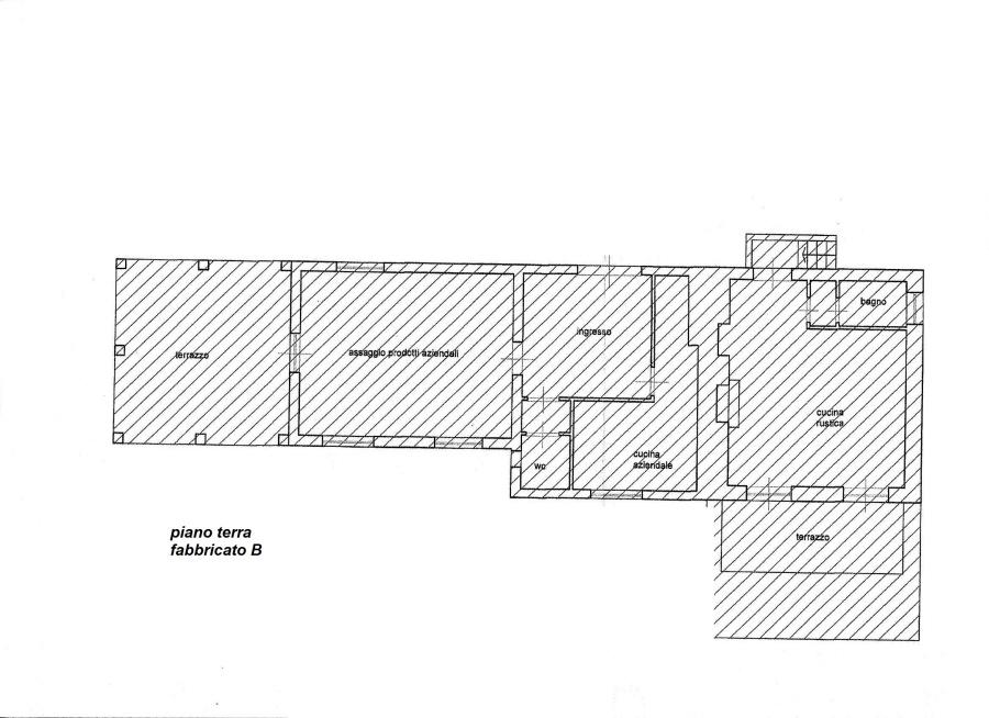Planimetria 3/5 per rif. C/2986