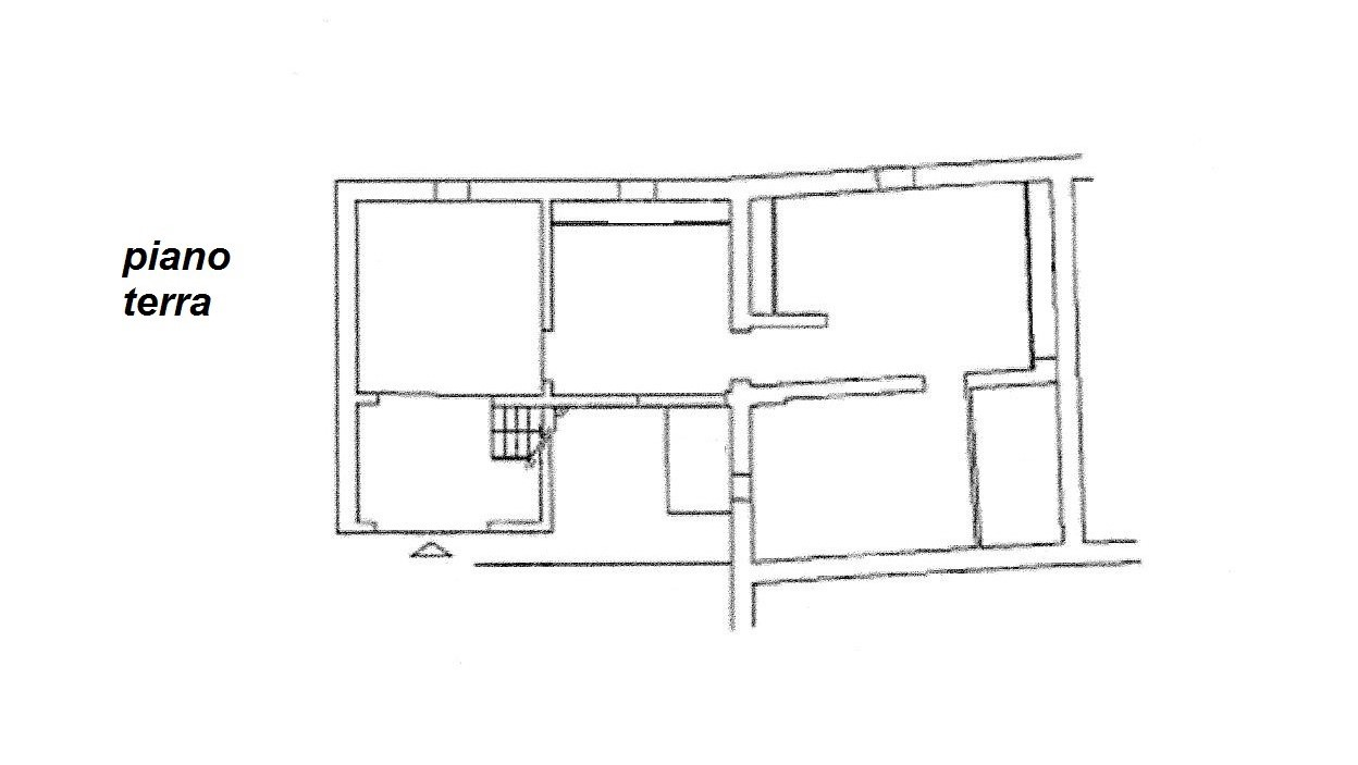 Planimetria 1/2 per rif. R/2978
