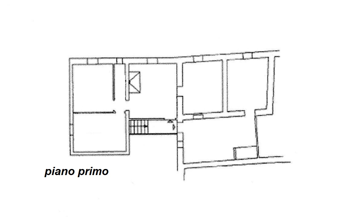 Planimetria 2/2 per rif. R/2978