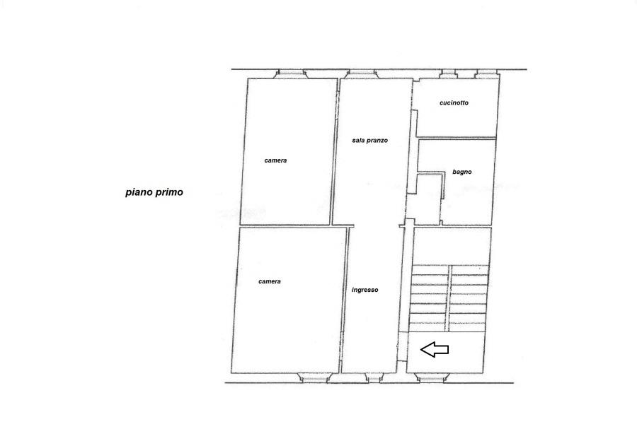 Planimetria 1/1 per rif. R/2862