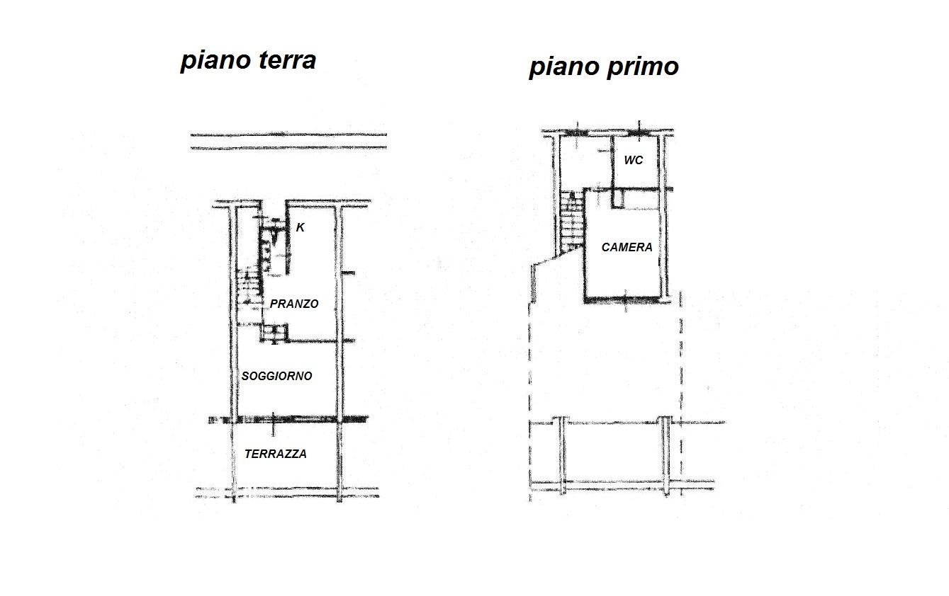 Planimetria 1/1 per rif. R/2973