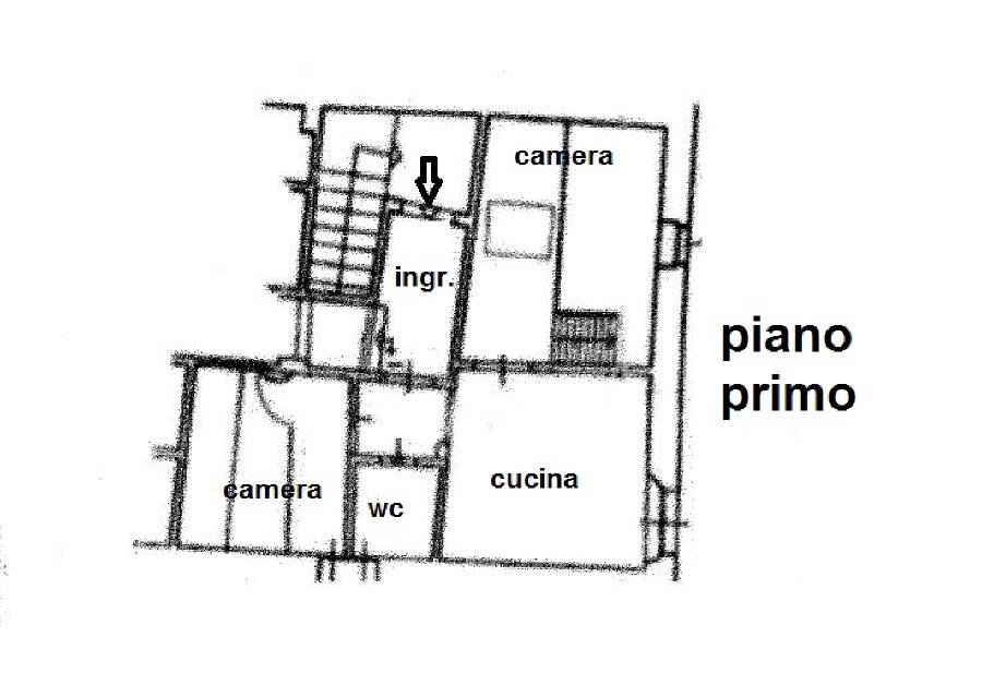Planimetria 1/1 per rif. R/3196