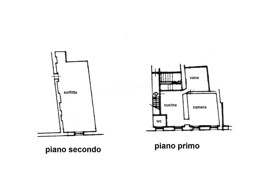 Planimetria 1/1 per rif. R/3272
