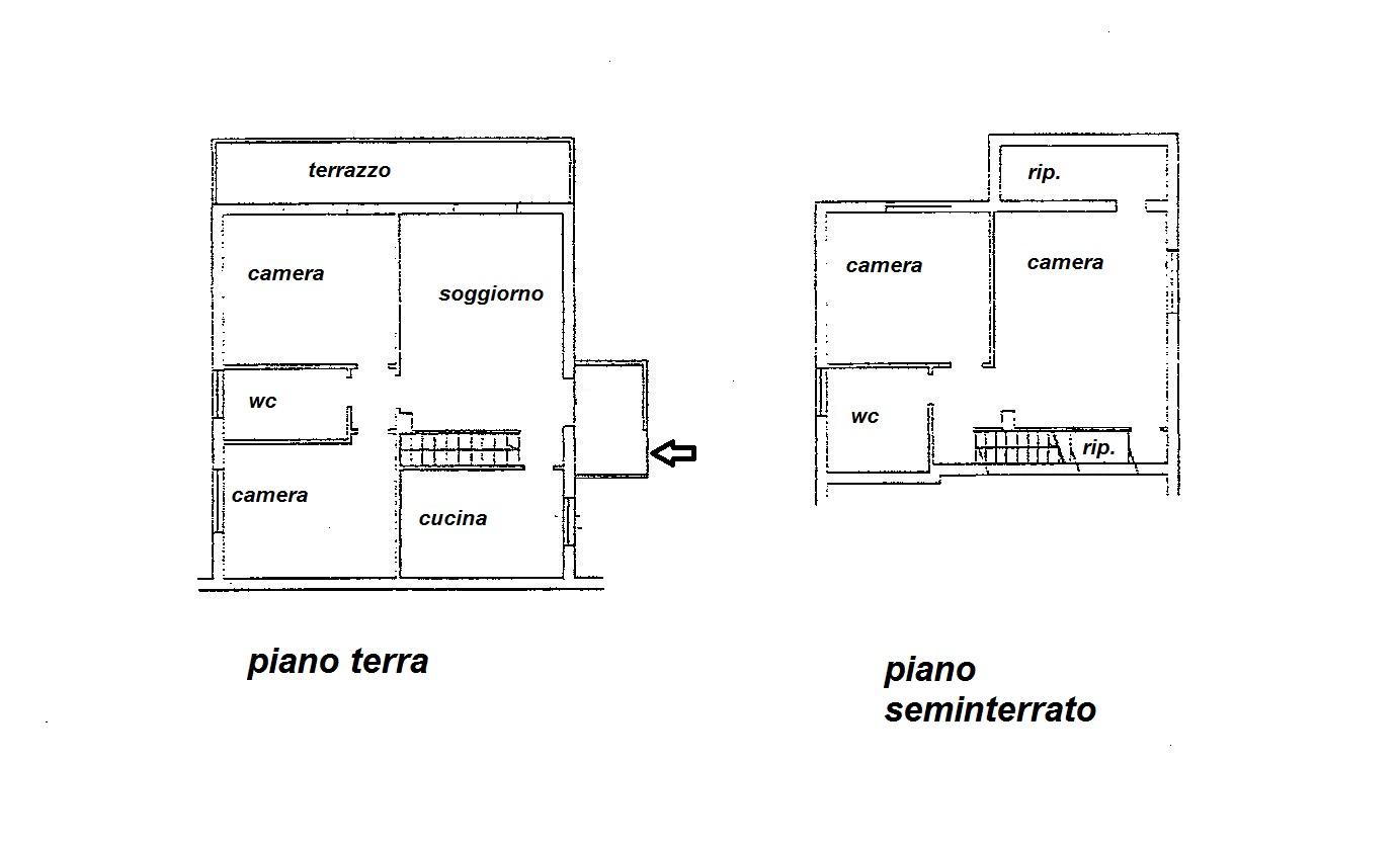 Planimetria 1/1 per rif. R/2783