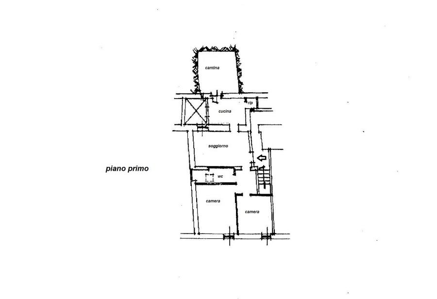 Planimetria 1/1 per rif. R/2606