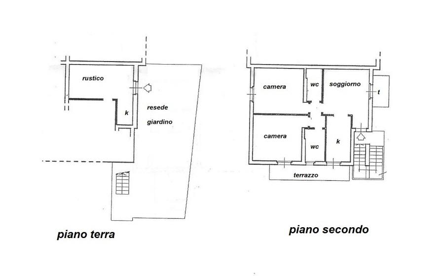Planimetria 1/1 per rif. R/2914