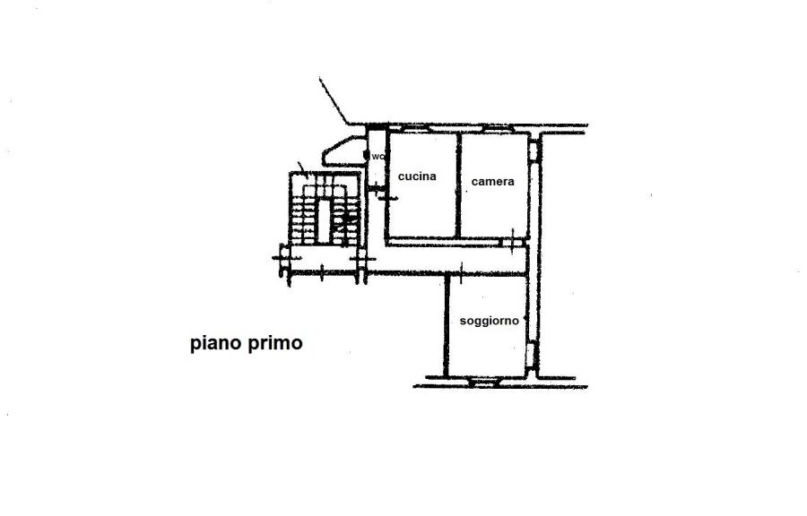 Planimetria 1/1 per rif. R/2744