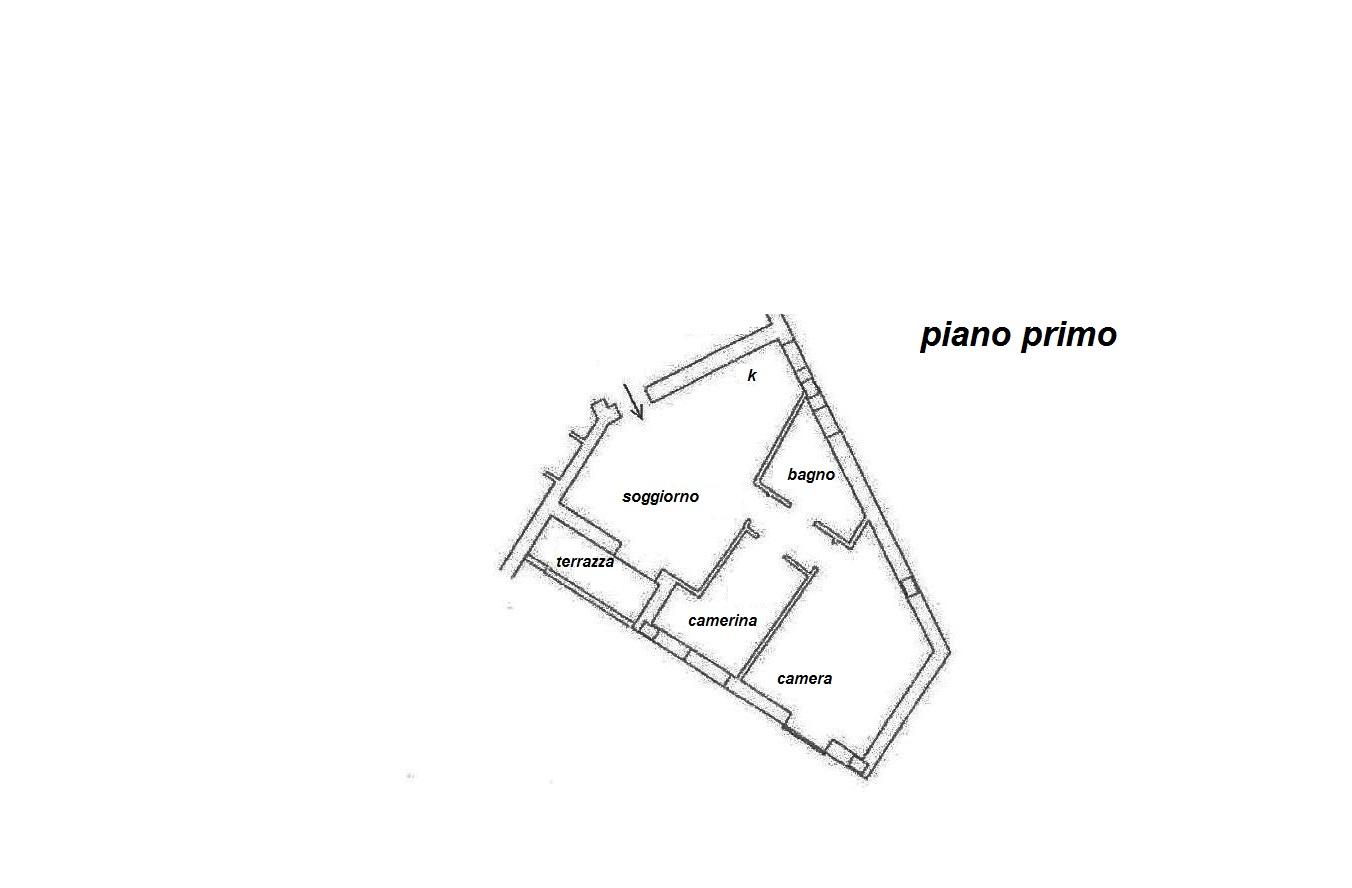 Planimetria 1/1 per rif. R/2878