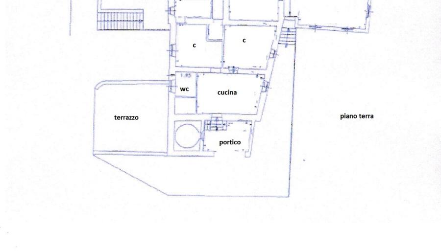 Planimetria 1/1 per rif. R/2311