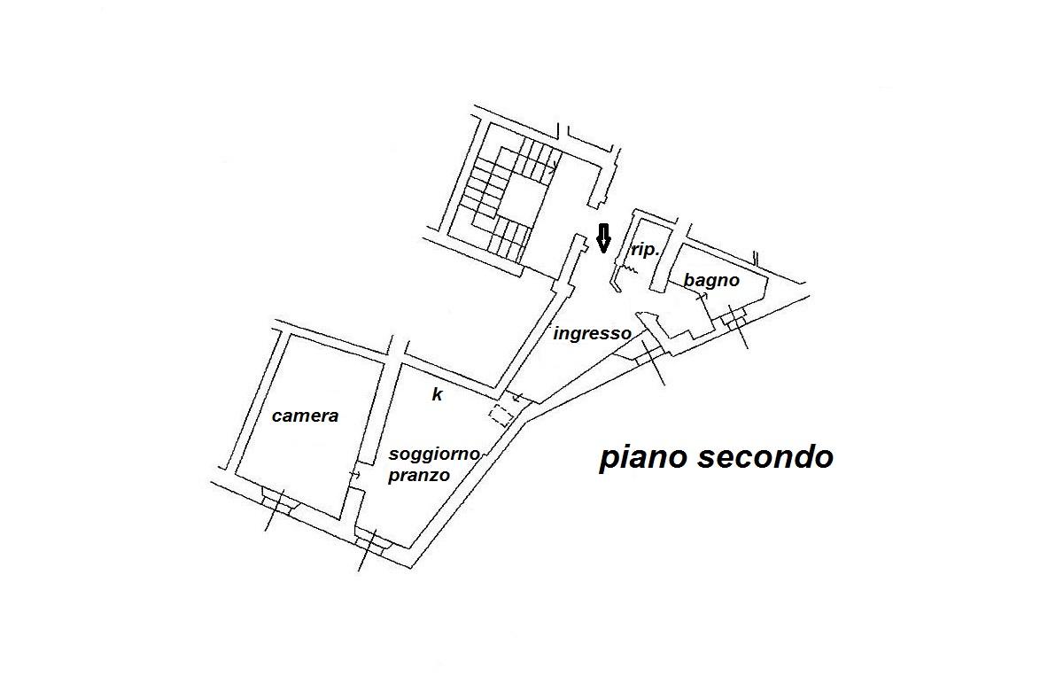 Planimetria 1/1 per rif. R/2976