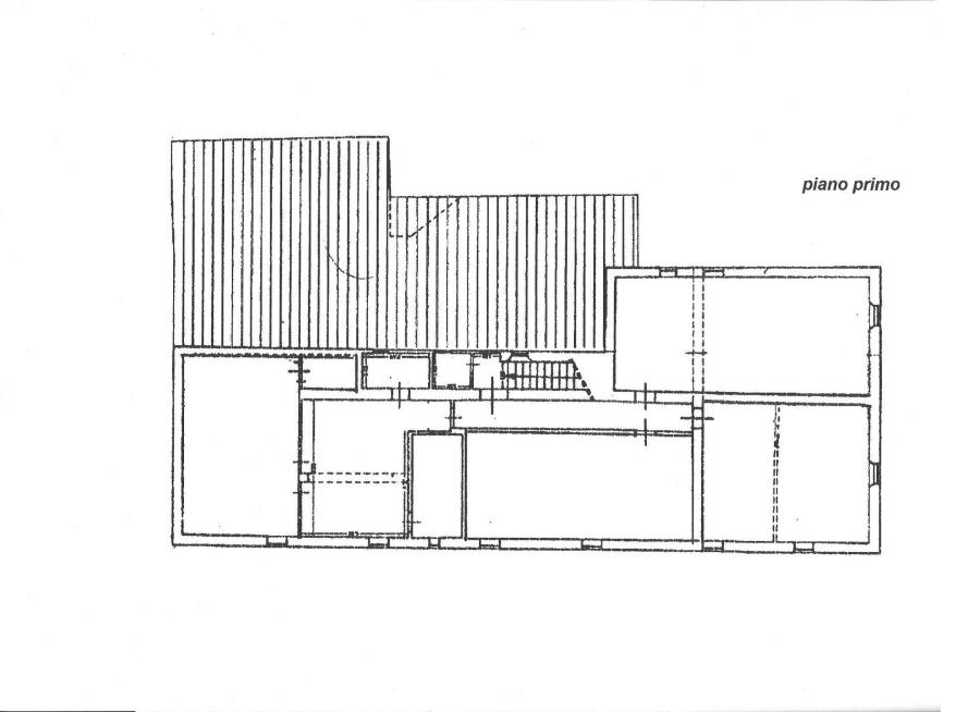 Planimetria 2/2 per rif. R/2883