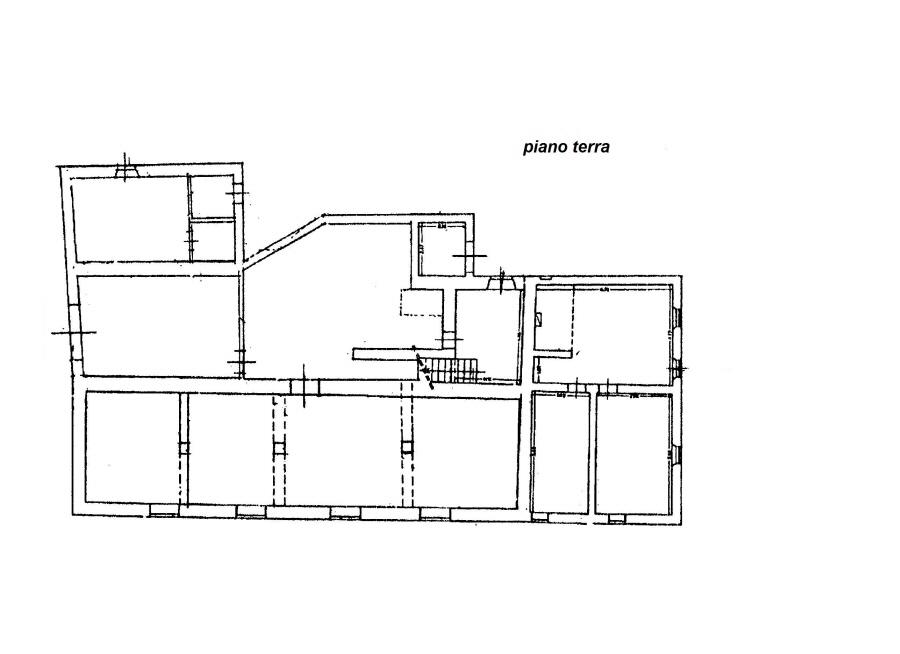 Planimetria 1/2 per rif. R/2883