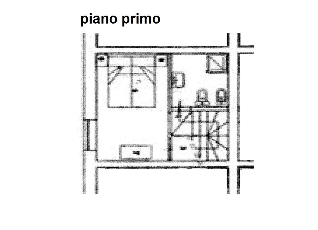 Planimetria 2/2 per rif. R/2882