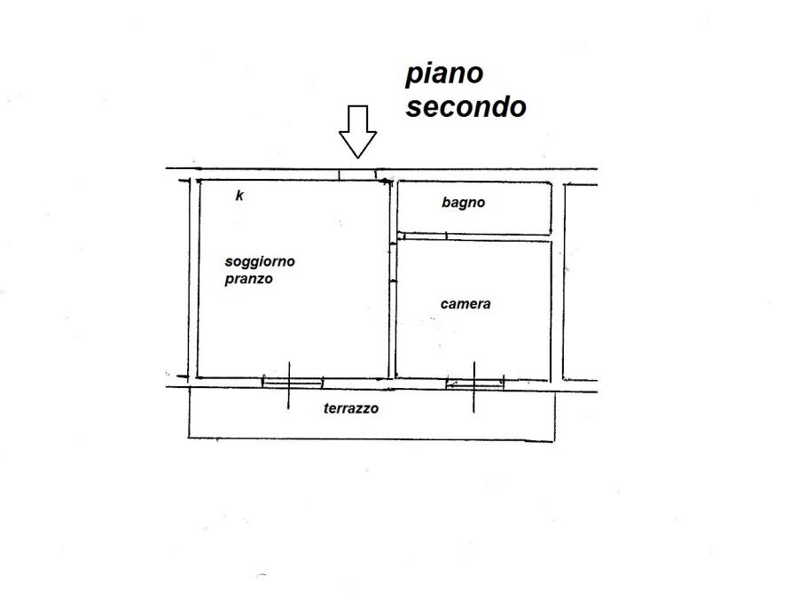 Planimetria 1/1 per rif. R/3264