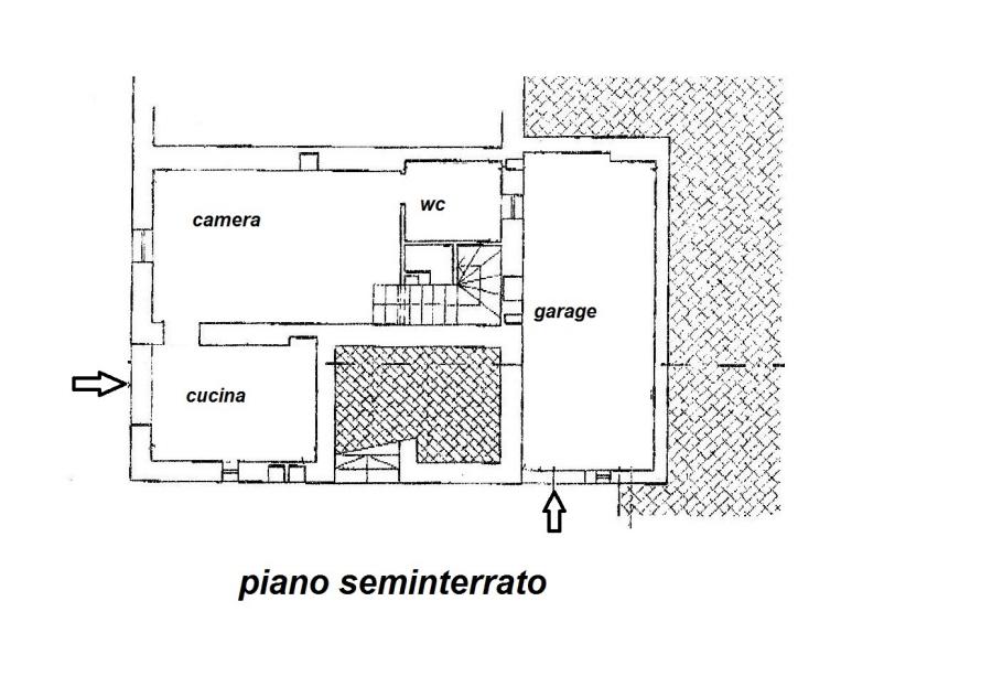 Planimetria 3/3 per rif. R/3101