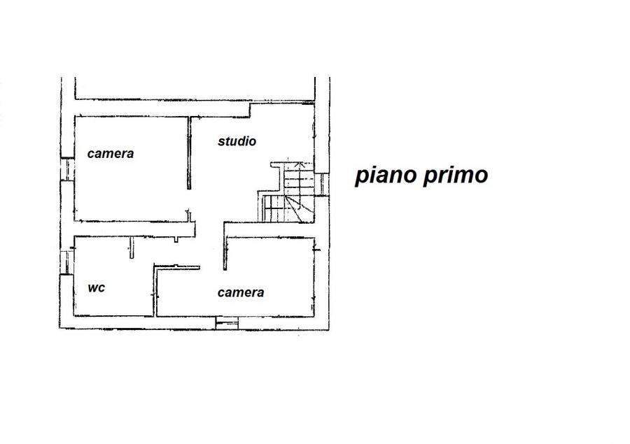 Planimetria 2/3 per rif. R/3101
