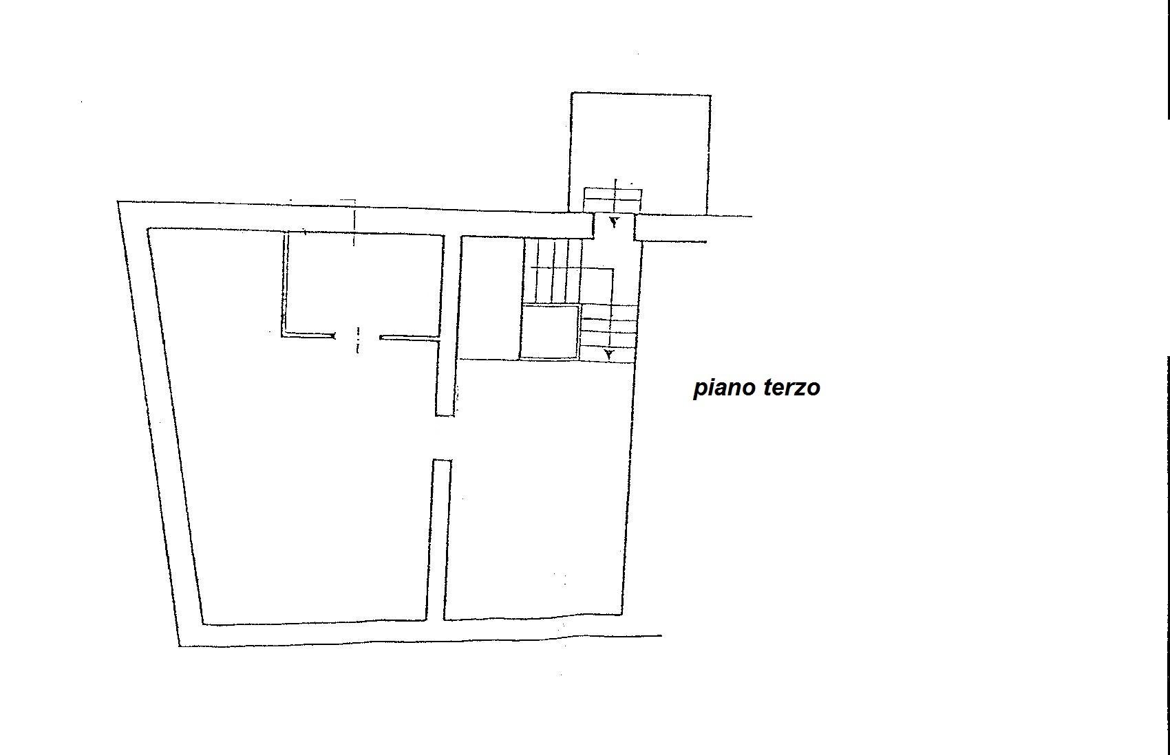 Planimetria 2/2 per rif. R/2781