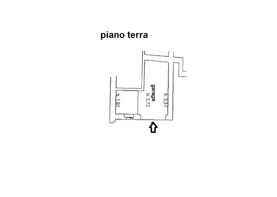 Planimetria 4/4 per rif. C/3180