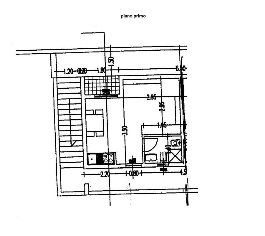 Planimetria 1/1 per rif. R/2295