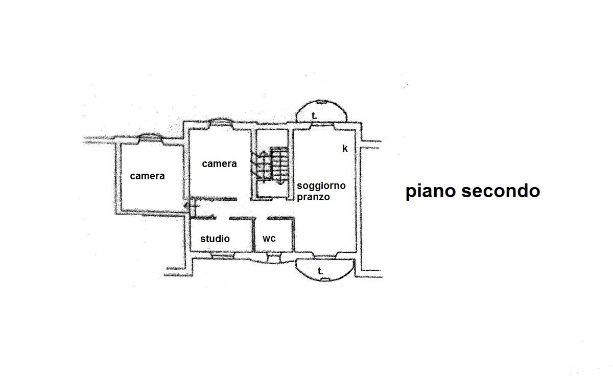 Planimetria 1/1 per rif. R/3290