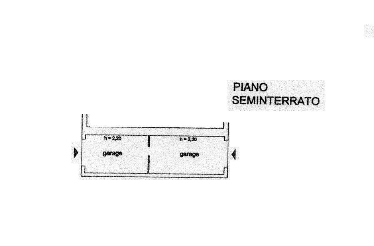 Planimetria 3/3 per rif. R/3293