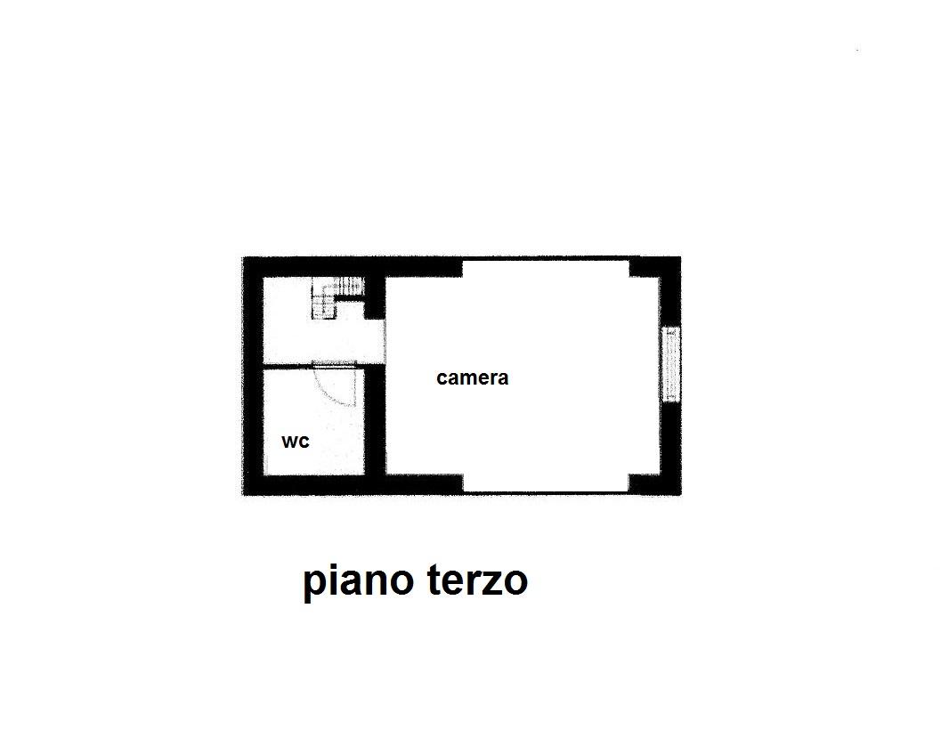 Planimetria 2/2 per rif. R/3296