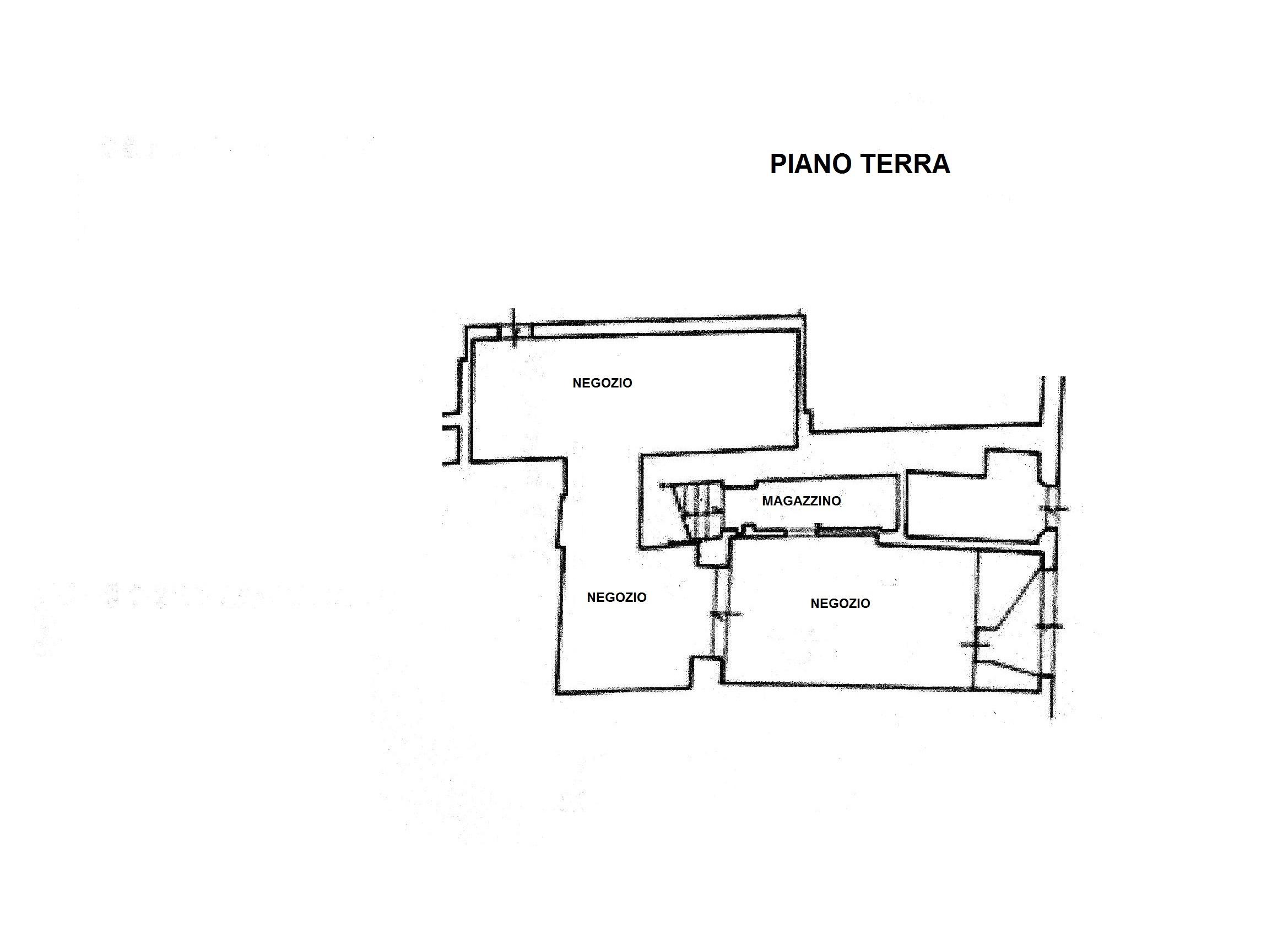 Planimetria 1/1 per rif. C/3299