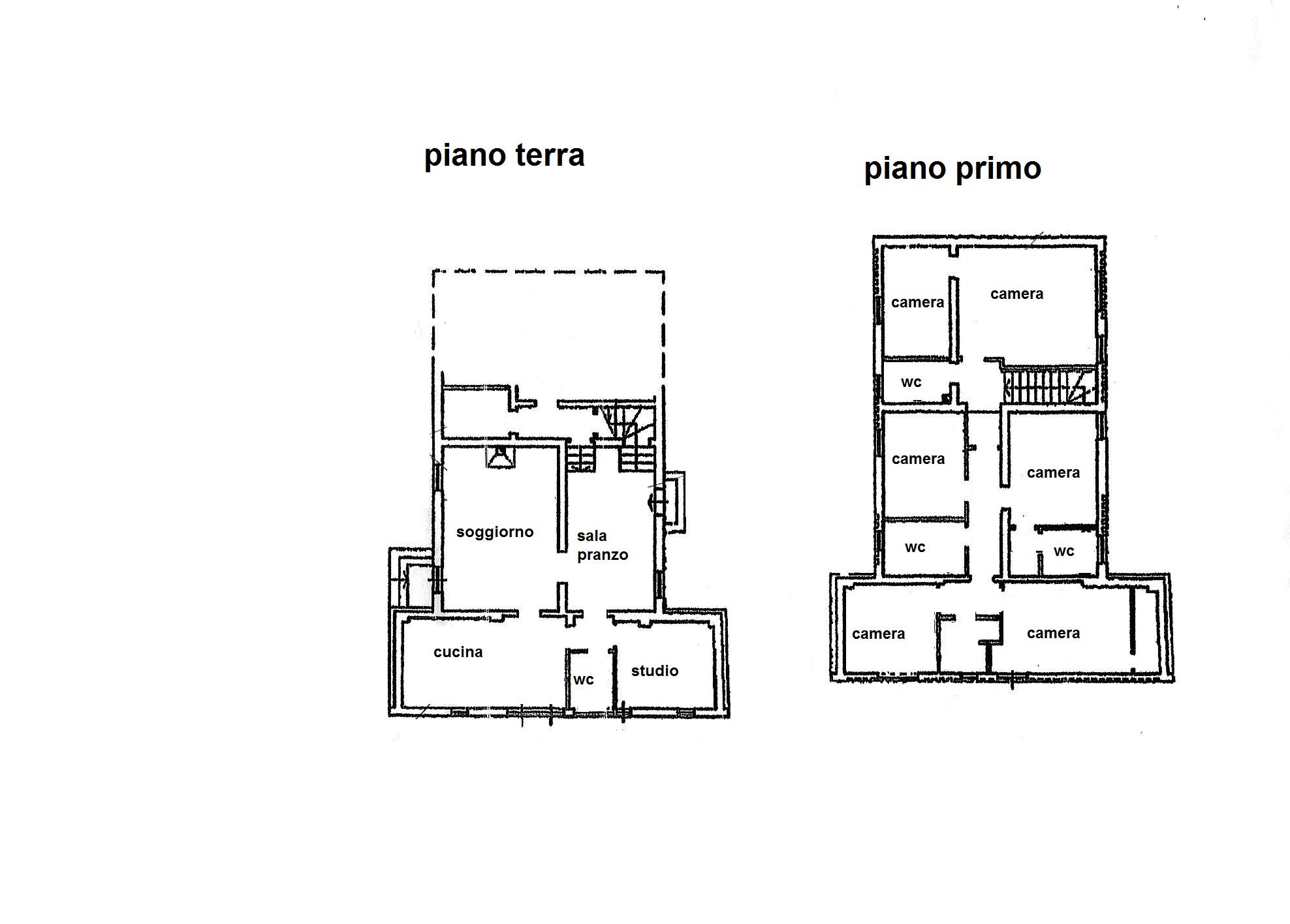 Planimetria 1/1 per rif. R/3310