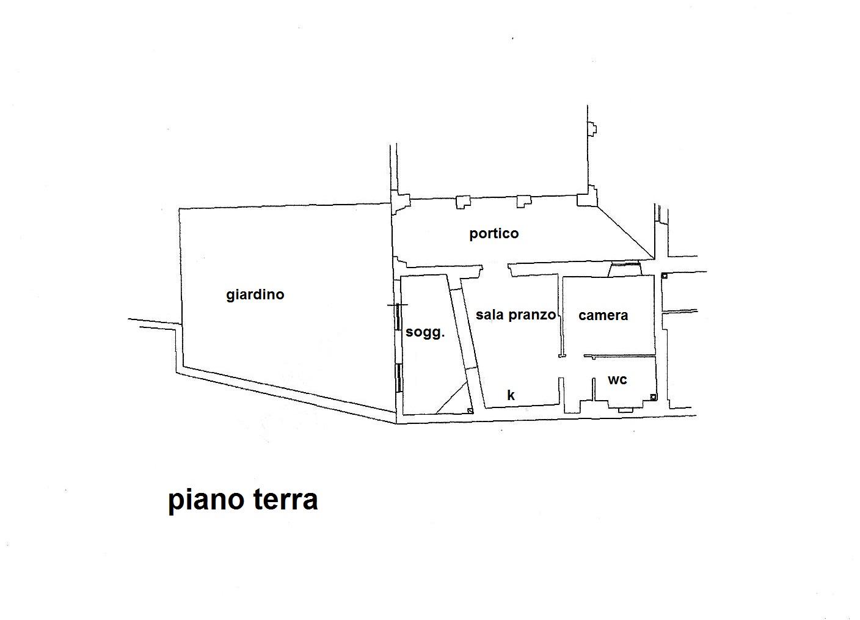 Planimetria 1/1 per rif. R/3316
