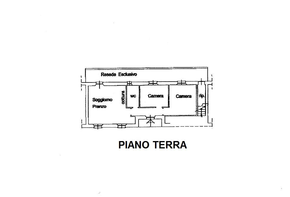 Planimetria 1/1 per rif. R/3325