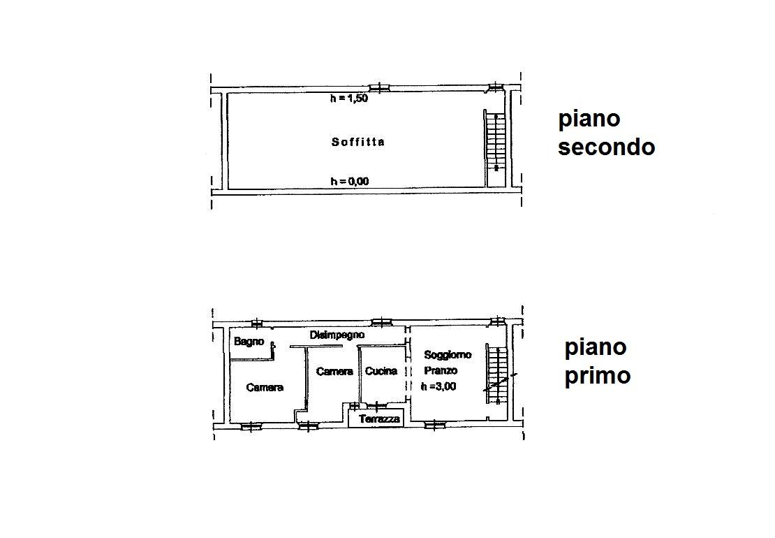 Planimetria 1/1 per rif. R/3326