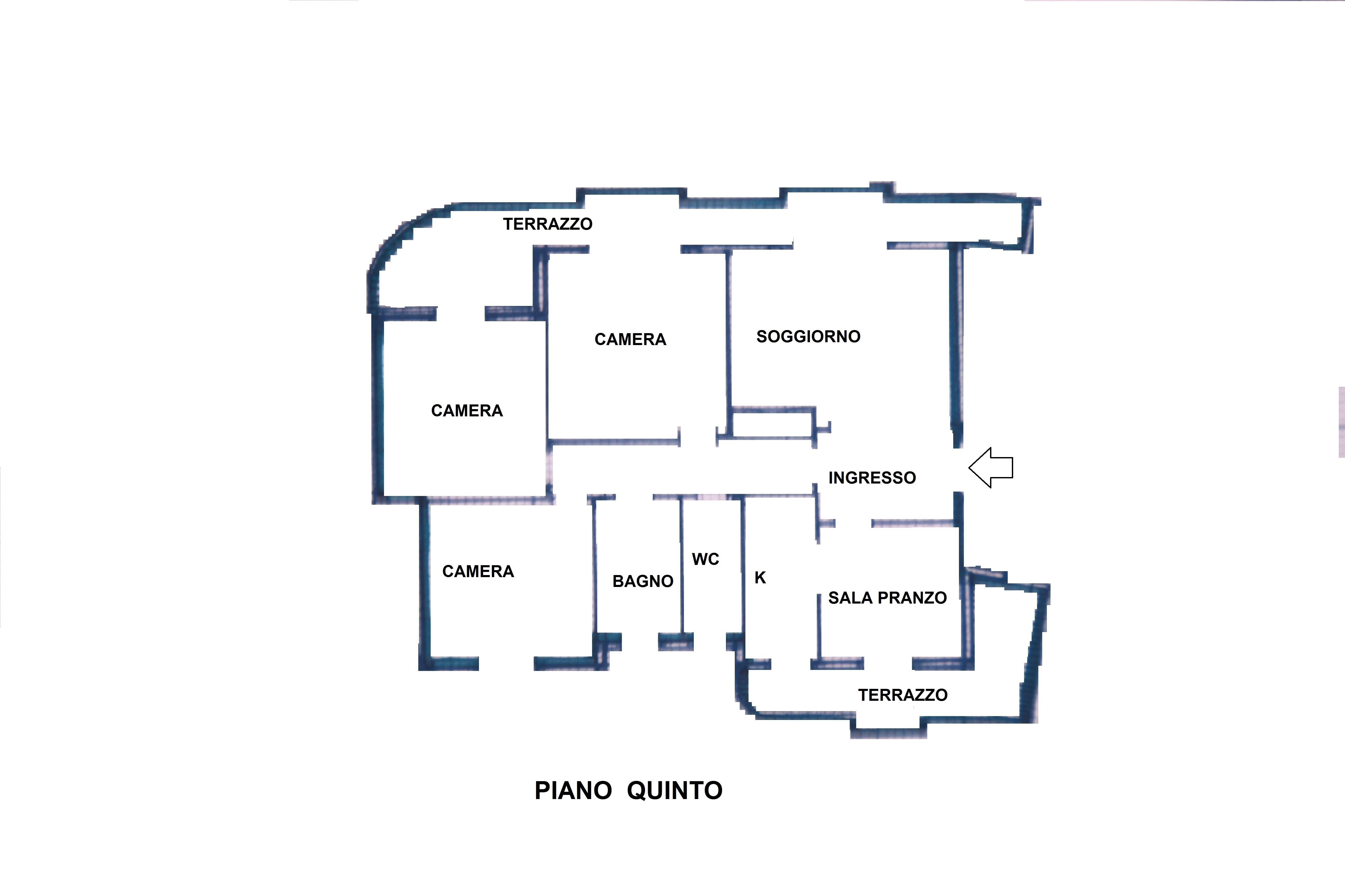 Planimetria 1/1 per rif. r/3328