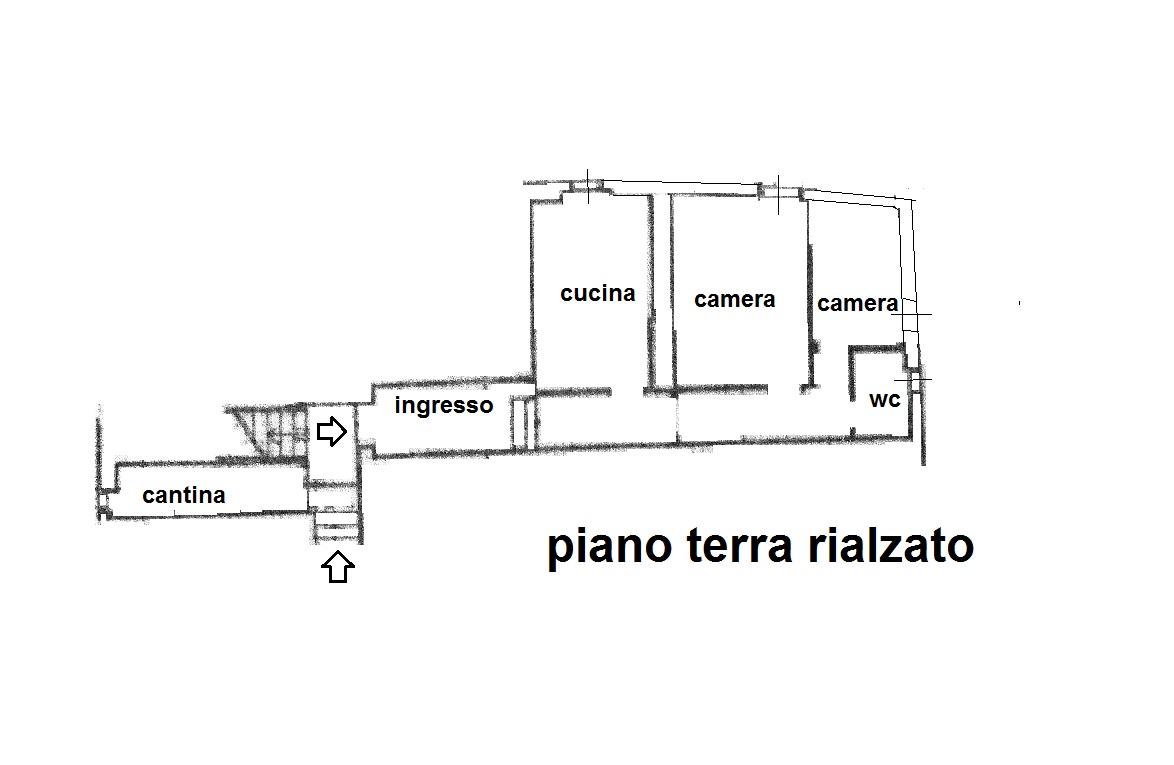 Planimetria 1/1 per rif. R/3329