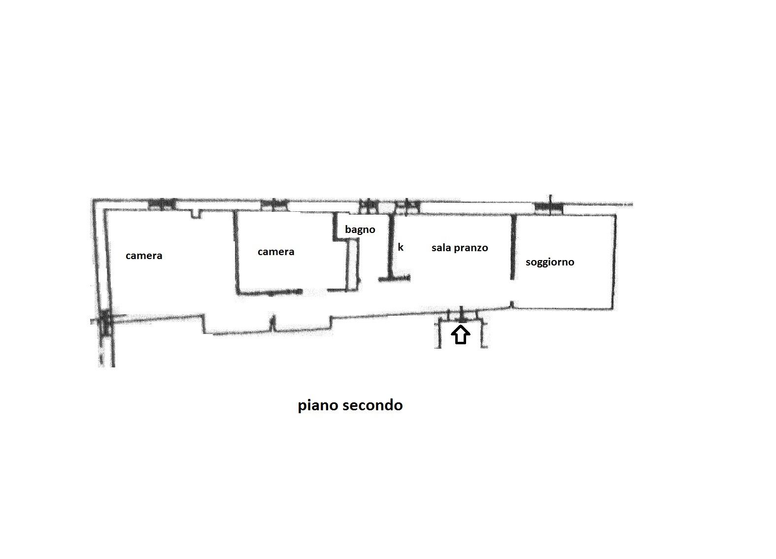 Planimetria 1/1 per rif. R/3335