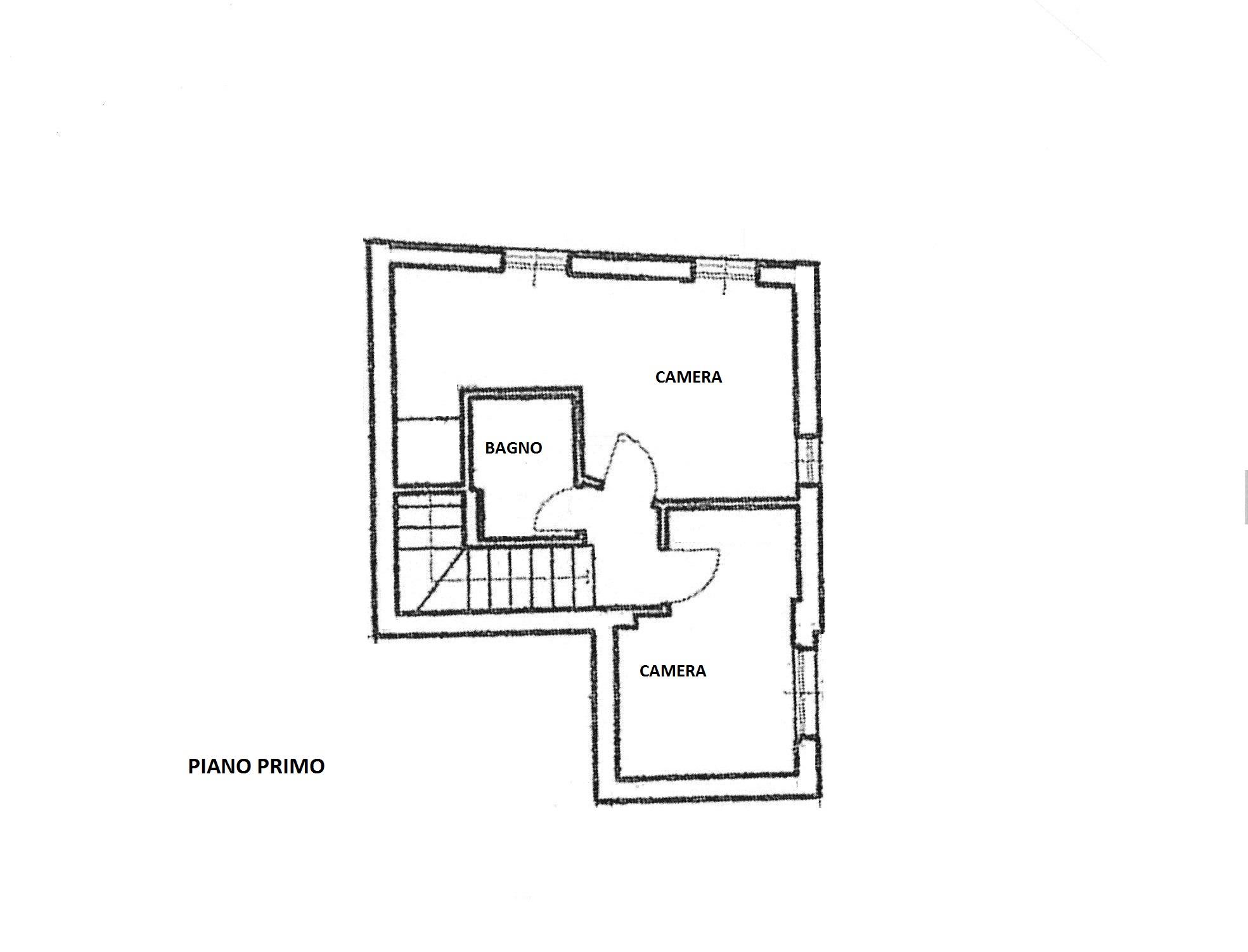 Planimetria 2/2 per rif. R/3337
