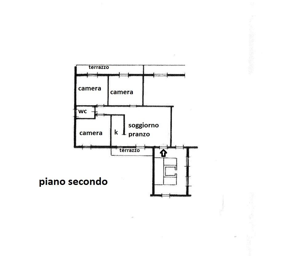 Planimetria 1/1 per rif. R/3340