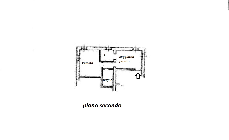 Planimetria 1/1 per rif. R/3363